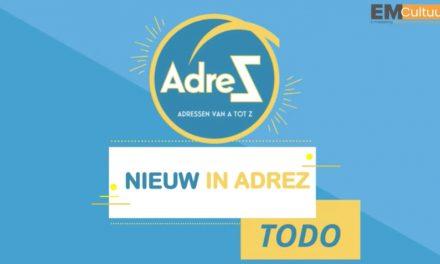 TODO's aanmaken in AdreZ
