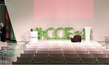 EM-Cultuur aanwezig op het Conversational Commerce Event 2018