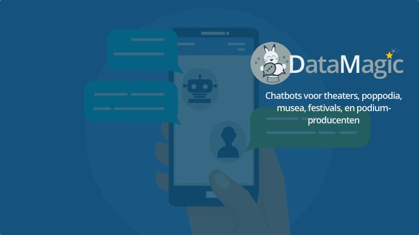 Chatbots voor culturele organisaties